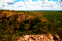 Litchfield National Park - View from Tolmer Falls Lookout