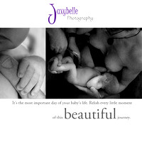 It's the most important day of your baby's life.  Relish every little moment of the beautiful journey.
