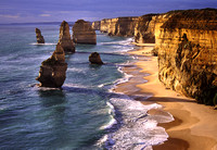 12 Apostles Late afternoon