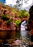 Litchfield National Park - Bottom of Florence Falls