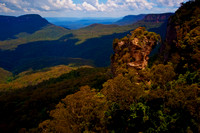 101230 Blue Mountains Jamison Valley from skyway